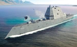 """Đầu năm mới, Mỹ """"lì xì"""" Trung Quốc bằng tin tức lạnh gáy về siêu hạm sẽ trấn giữ châu Á"""