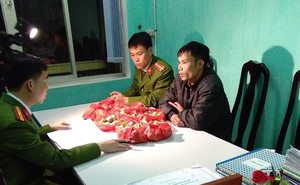 Quảng Ninh: Vác pháo đi chơi đêm 30 Tết bị công an tóm gọn