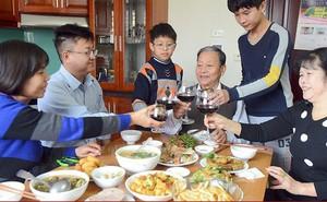 Chăm sóc sức khỏe người cao tuổi trong dịp Tết