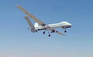 Trung Quốc thử nghiệm cho UAV CH-4 bắn đạn thật