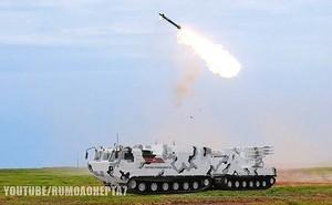 Video Nga phóng thử tên lửa phòng không Tor-M2DT