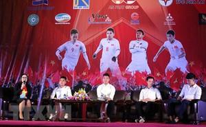Hải Dương vinh danh bốn người hùng của đội tuyển U23 Việt Nam