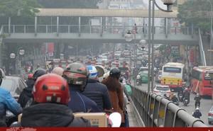 Hà Nội phân luồng giao thông ngày cuối nghỉ Tết