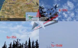 Nga ồ ạt triển khai thêm tiêm kích Su-35, cường kích Su-25 tới Syria: Chuẩn bị đánh lớn?