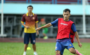 Sau lời xin lỗi của ông Chủ tịch, Sài Gòn FC làm điều không ngờ với cựu cầu thủ HAGL