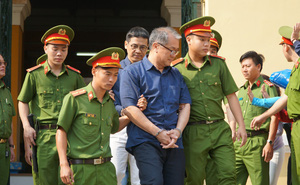 Sau 30 ngày xét xử, toà trả hồ sơ đại án Phạm Công Danh - Trầm Bê
