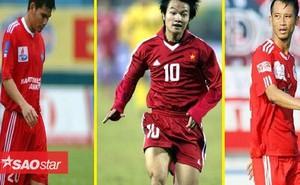Văn Quyến và các ngôi sao vươn tầm châu Á của bóng đá Việt Nam ngã trong vinh quang