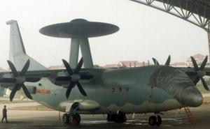 Nếu tiêm kích tàng hình F-22 Mỹ bị KJ-600 Trung Quốc bủa vây: Sớm lộ mặt