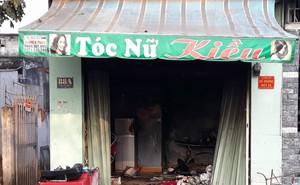 Vụ 2 vợ chồng chết cháy trong tiệm làm tóc: Có thể do phóng hoả tự thiêu