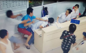 """""""Khoảng cách một cánh tay"""", phương án khả thi chống bạo hành nhân viên y tế"""