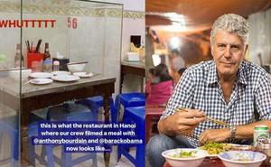 Phản ứng của chủ quán bún chả Liên Hương trước phát biểu của đầu bếp Anthony Bourdain
