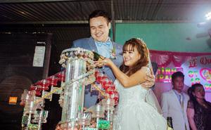 Cặp đôi kém nhau gần nửa mét: Chồng lai Mỹ yêu chiều đến mức vợ... phát cáu