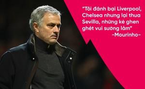 """Dành 12 phút """"nã đạn"""" vào quá khứ, Mourinho dẹp yên cơn bão lớn trong lòng Man United"""