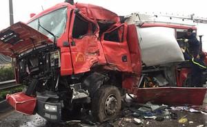 Chủ DN xe khách đâm xe cứu hỏa: Tài xế xe khách là tay lái cứng