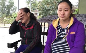 Thiếu phụ mang thai 9 tháng ngóng tin chồng đắm thuyền ngoài biển xa
