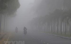 Miền Bắc chìm trong sương mù lúc sáng sớm, Nam Bộ nắng nóng trở lại