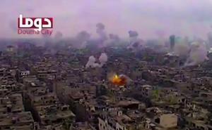 Nga tung đòn bức hàng nhóm thánh chiến do Ả rập Xê út hậu thuẫn ở Đông Ghouta