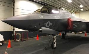 Mỹ bất ngờ khoe chiến đấu cơ F-35 chuẩn bị tập trận với Hàn Quốc