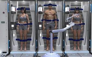 Tìm ra cách kéo dài thời gian cứu sống bệnh nhân tử vong và đưa người lên vũ trụ