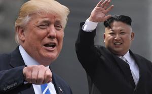 Tổng thống Trump sẵn sàng đối thoại trực tiếp với ông Kim Jong Un vào tháng 5