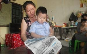 Lạ lùng cậu bé 3 tuổi đọc chữ vanh vách