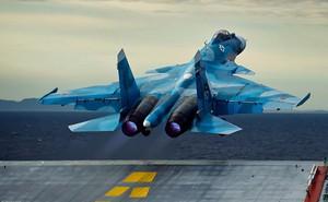 """Nga """"xin"""" Trung Quốc cho phi công của mình được huấn luyện trên tàu sân bay Liêu Ninh?"""