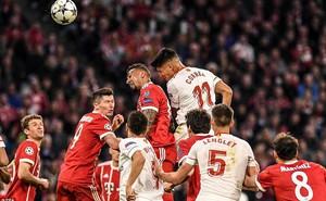 Lặng lẽ vào bán kết, Bayern vẫn là kẻ đáng gờm bậc nhất Champions League