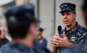 """Tân Tư lệnh Bộ chỉ huy Thái Bình Dương Hoa Kỳ: """"Thợ"""" săn tàu ngầm Trung Quốc?"""