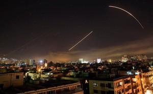 Mỹ giội 105 tên lửa, tại sao Syria không chặn được quả nào?