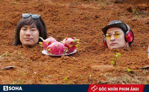Què, mù, điếc và những cú gây cười xuất sắc của Kiều Minh Tuấn, Huy Khánh, Song Luân