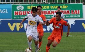 Vòng 6 V-League 2018: Bất ngờ tạo nên từ nhóm cuối bảng