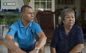 Nước mắt mẹ già của cựu tuyển thủ Quốc gia từng muốn lìa đời vì bệnh tật