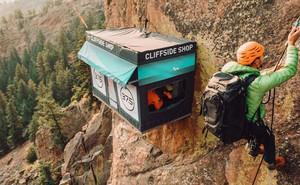 Cửa hàng tiện lợi không dành cho người yếu tim: Nằm ở độ cao gần 2000 mét nhưng tất cả hàng hóa đều miễn phí