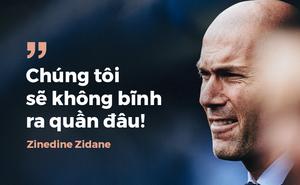 Quá bản lĩnh, lịch sử Champions League là của thầy trò Zidane!