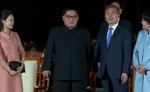 Toàn cảnh thượng đỉnh liên Triều giữa ông Kim Jong-un và ông Moon Jae-in