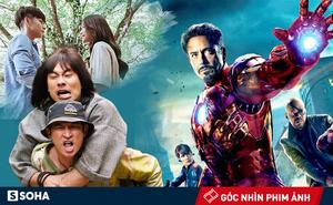 """2 phim Việt """"đối đầu"""" Avengers - Cuộc chiến vô cực: 2 chú châu chấu đá voi dũng cảm"""