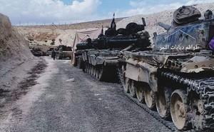 Đại quân Syria cất mẻ lưới lớn ở Homs: Phiến quân như cá nằm trên thớt chờ chết?