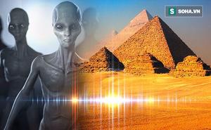 Giải mã vật thể lạ, chứng minh xuyên không có thể là thật thời Ai Cập cổ