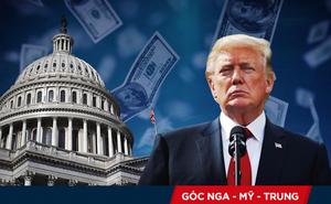 """Người Mỹ """"thờ ơ"""" trước khoản nợ công hơn 20 nghìn tỉ USD: Ai sẽ trả giá?"""