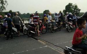 Ba người lao mình xuống sông Sài Gòn cứu cô gái tự tử, một thanh niên chết đuối