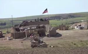 Video: Hé lộ những hình ảnh đầu tiên về căn cứ quân sự mới của Mỹ ở bắc Syria