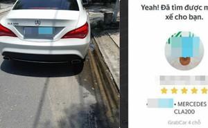 Dùng xe Mercedes chạy Grab, tài xế khiến dân mạng thắc mắc mục đích hành nghề