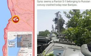 Pantsir-S1 phòng không Nga chạy khỏi căn cứ Khmeimim, Syria: Diễn biến rất nguy hiểm
