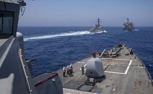 Vì sao hải quân Mỹ tái lập Hạm đội 2?