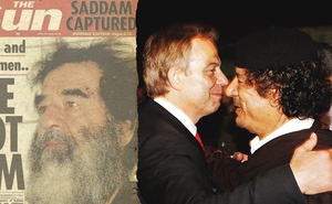 """Vụ bắt giữ Saddam Hussein và """"phút cân não"""" cuối cùng trước khi Gaddafi chịu xóa sổ vũ khí cấm"""
