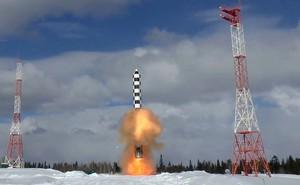 Tổng thống Putin: Quân đội Nga sẽ triển khai ICBM mới vào năm 2020