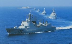 Hải quân Trung Quốc tăng mạnh quy mô so với Mỹ trước năm 2030