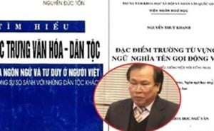Diễn biến mới vụ giáo sư bị tố đạo văn học trò: GS Nguyễn Đức Tồn gửi đơn kêu cứu lên Thủ tướng