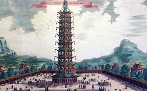 Bí ẩn tòa tháp Sứ ở Nam Kinh: Được mệnh danh là kỳ quan của Trung Quốc