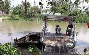 Bắt giữ thủ phạm nghi giết vợ là lái đò rồi ném xác xuống sông phi tang